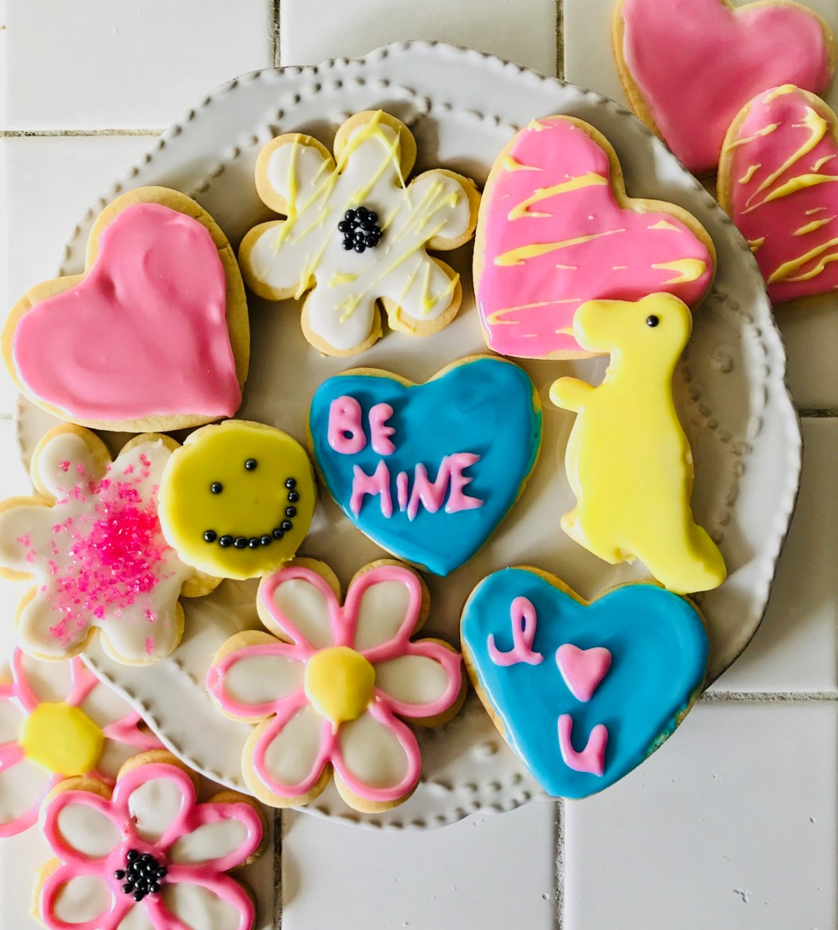 Sweets for Your Sweets: My Sugar Cookie Recipe
