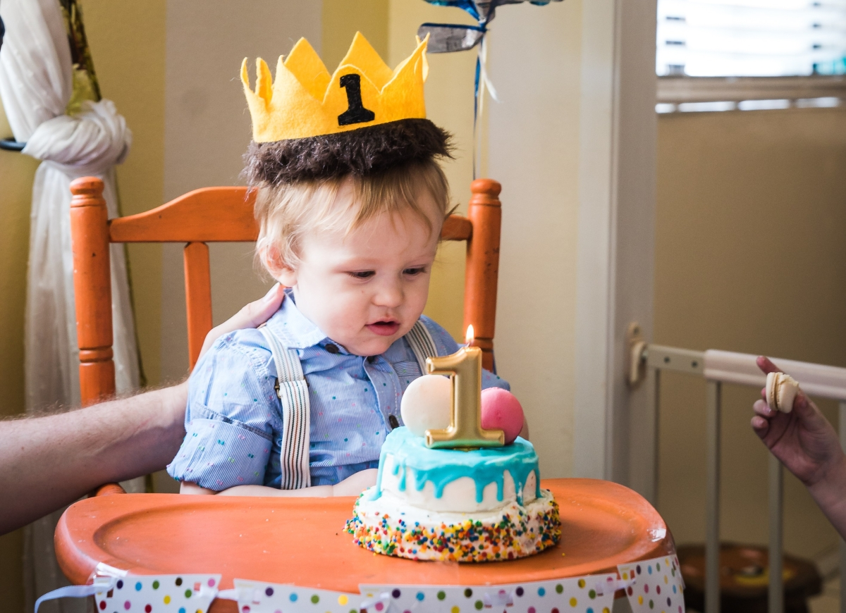 One Year Of Loving You: Letter to my baby on his 1st birthday